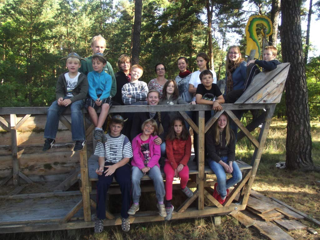 Wikinger-Actioncamp 2012